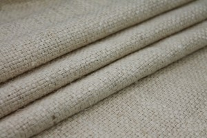 "Raw Silk ""Soft Basket Weave"" Matka - Natural"