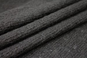 Loose Wool Knit - Black
