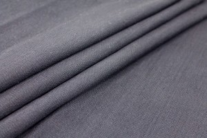 Navy Heavy Weave Cotton