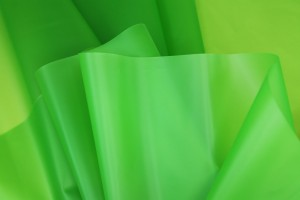 Green Semi Transparent PVC