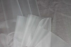 Clear Semi Transparent PVC