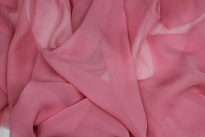 Tea Rose Silk Georgette - 135cm wide