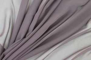 Currant Silk Georgette - 135cm wide