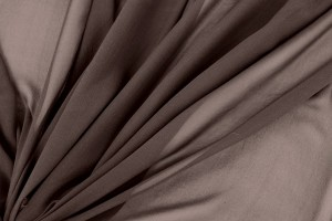 Chocolate Silk Georgette - 135cm wide