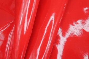 Glossy PVC - Red