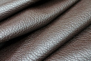 Textured Leatherette - Brown