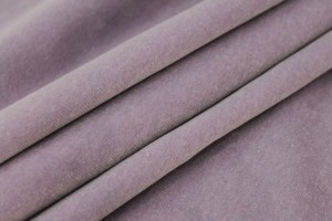 Heavy Cotton Velvet - Lilac