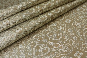Detailed Brocade - Gold/Gold