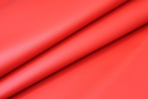 Leatherette - Red