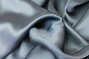 Powder Blue Silk Satin - 140cm wide