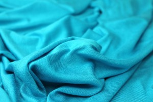 Soft Viscose Jersey - Turquoise
