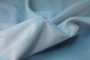 Cotton Velvet - Pale Blue