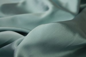 Copper Green Silk Satin - 112cm wide