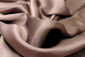Sable Silk Satin - 112cm wide