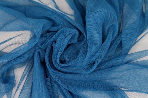 Soft Nylon Tulle - Lagoon Blue - T18