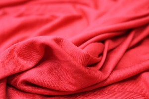 Soft Viscose Jersey - Red