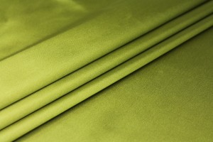 Stretch Duchesse Satin - Chartreuse