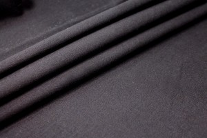 European Organic Denim - Jet Black