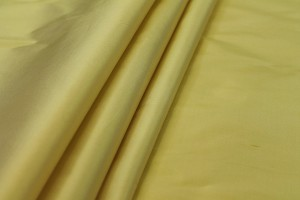 Silk Dupion - Soft Yellow