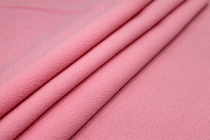 Double Wool Crepe - Sugar Pink