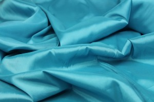 Stretch Anti-Static Lining - Turquoise