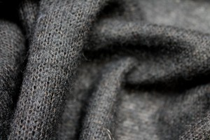 Wool Knit - Black