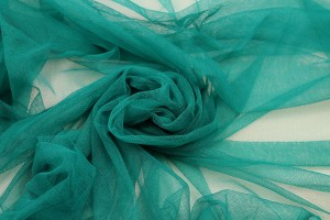 Soft Nylon Tulle - Peacock (was Jade) - T20