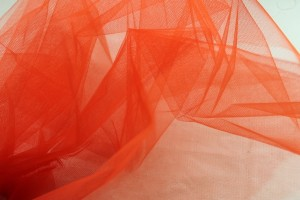 Dress Net - Orange