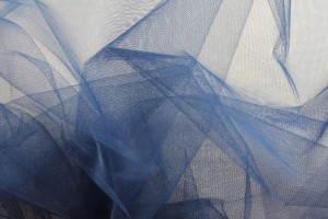 Dress Net - French Blue