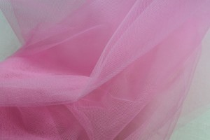 Dress Net - Bubblegum Pink