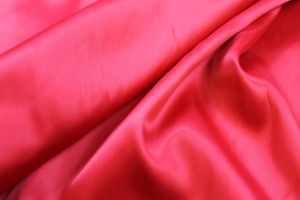 Red Satin Lining