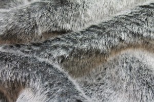 Faux Fur - Short Pile Grey