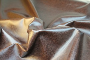 Soft Leatherette - Speckled Brown