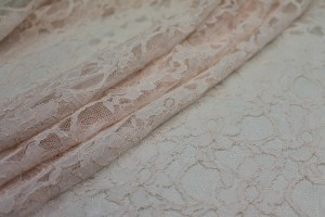Corded Lace - Blush