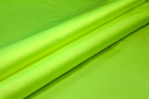 Neon Poly Taffeta - Yellow