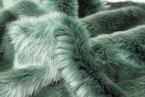 Faux Fur - Green