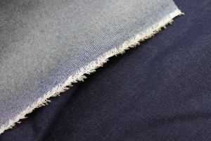 Italian Denim - Raw Navy