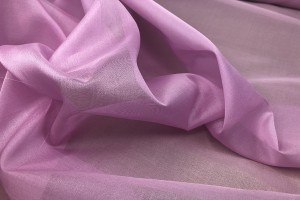 Silk Organza - Light Orchid