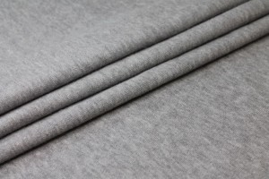 Super Soft Double Knit Jersey - Grey
