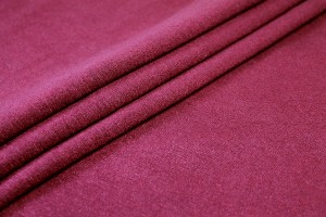 Super Soft Double Knit Jersey - Burgundy