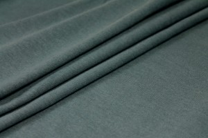 Organic Cotton Jersey - Teal