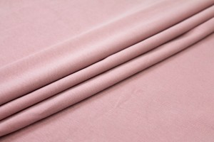 Organic Cotton Jersey - Dusty Pink
