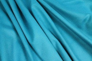 Cashmere & Wool Blend - Blue Turquoise
