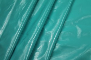 Stretch PVC - Turquoise