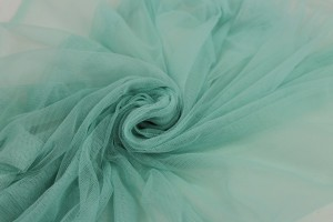 Soft Nylon Tulle - Mint - T14