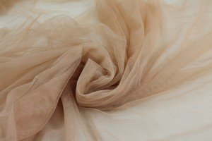 Soft Nylon Tulle - New Nude - T43