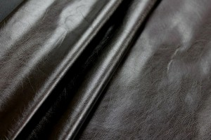 Soft Leatherette - Black